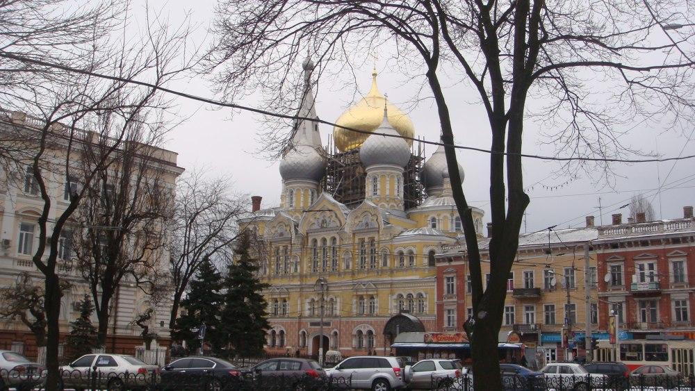 Em Odessa, Ucrânia (4/5)