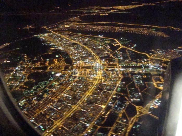 Brasília à noite